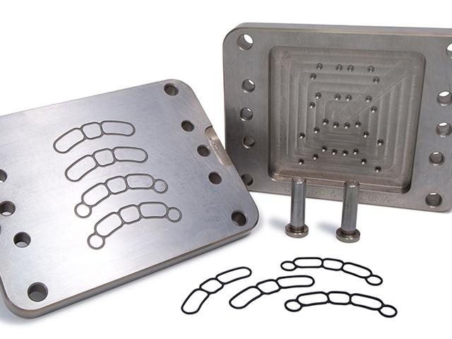 Specialist Automotive Rubber Prototype Seals & Tooling