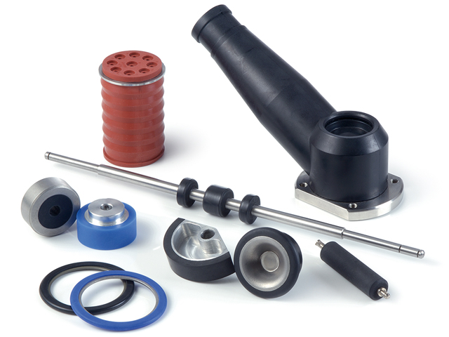Rubber metal bonding - Seals, rollers, subsea boots and more