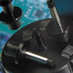 Rubber metal bonding - pcb components