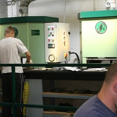 Rubber seals manufacturer - DP Seals Specialist Production Units