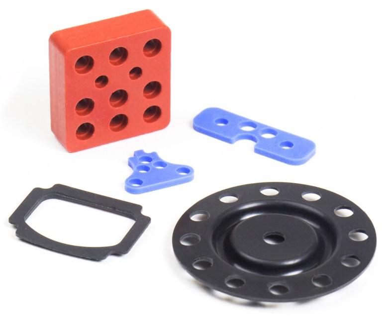 Rubber Gaskets manufacturer - A selection of DP Seals custom rubber gaskets & seals