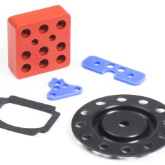 Rubber Gaskets manufacturer - A selection of DP Seals custom rubber gaskets & seals