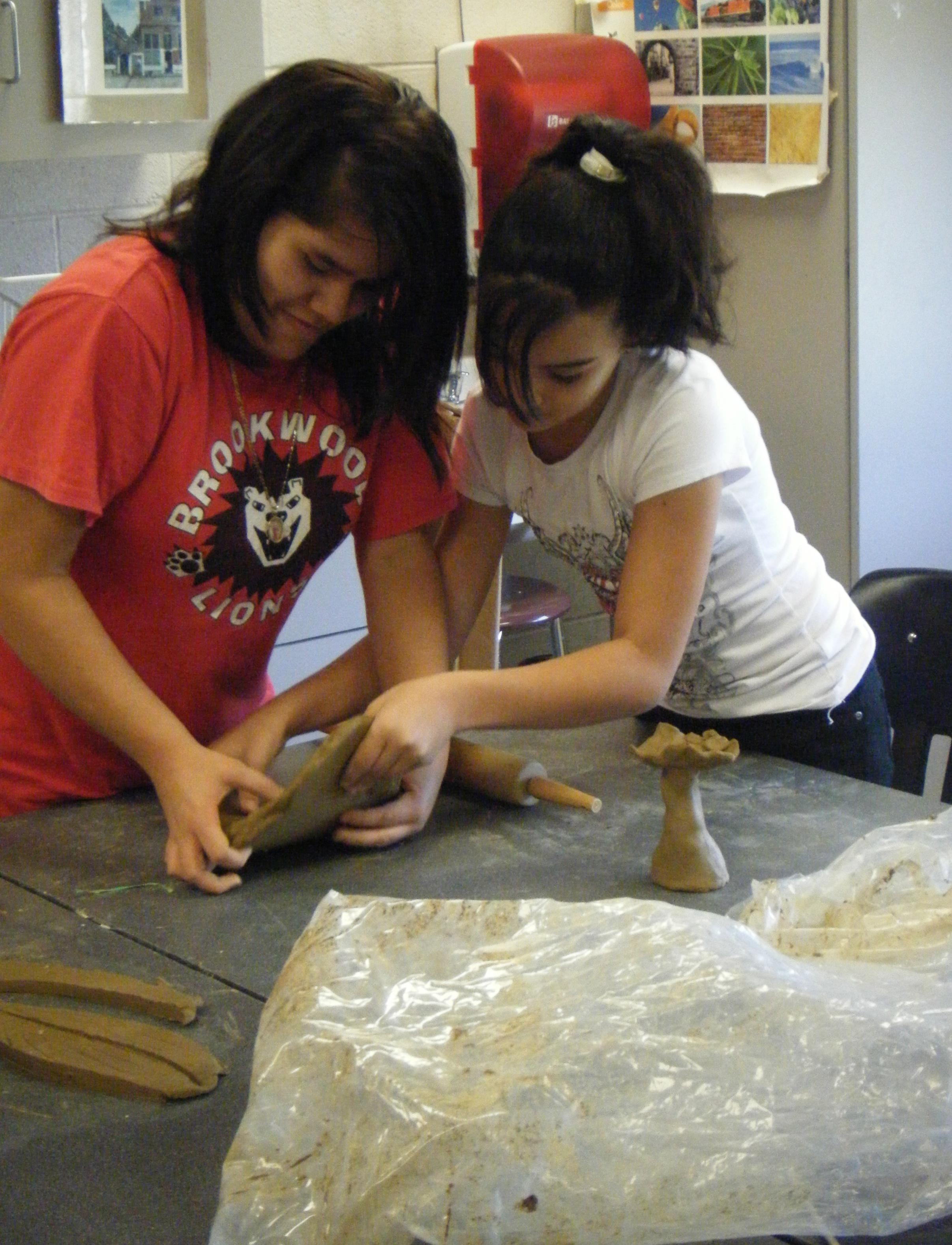 Art Classes For High School Students