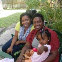Zeta & AKA (My real big sis- Tascha)