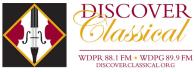 discover classical logo