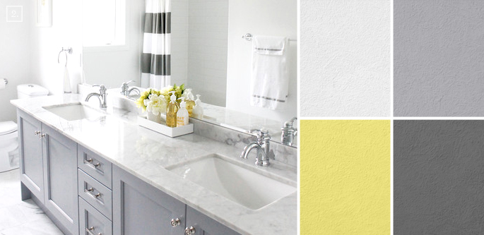 Bathroom Colour Schemes That Will Stay Relevant Fif Blog