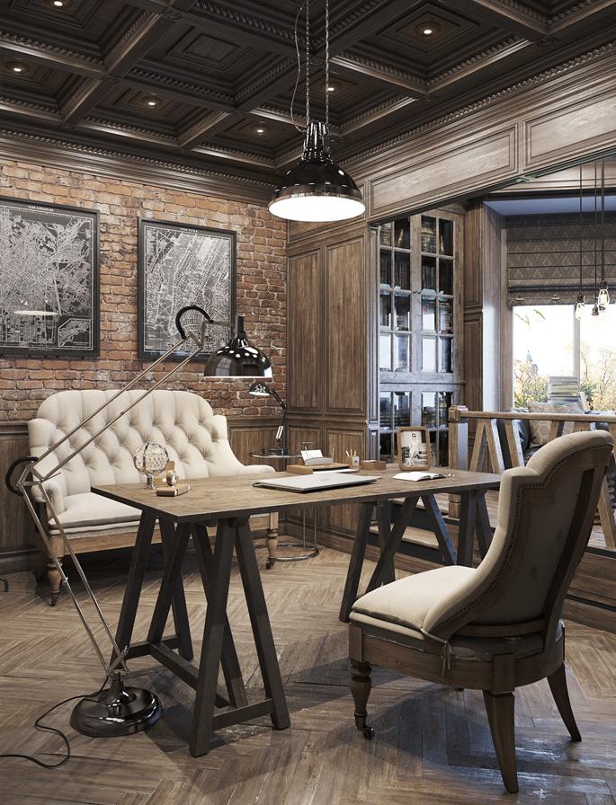 Office Design Ideas. ikea small office design ideas best house ...