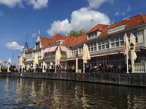 Rhine Cruise: Amsterdam
