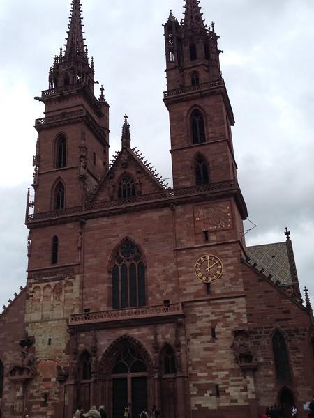 Rhine Cruise: Basel
