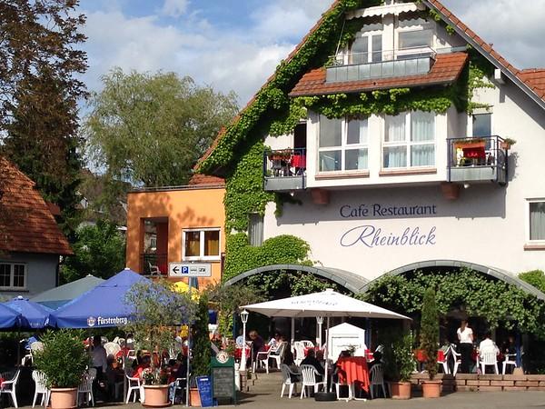 Rhine Cruise: Breisach