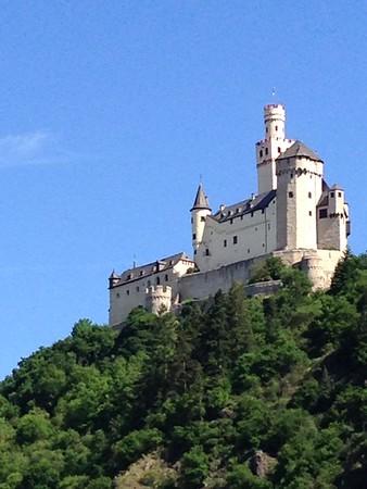 Rhine Cruise: Koblenz