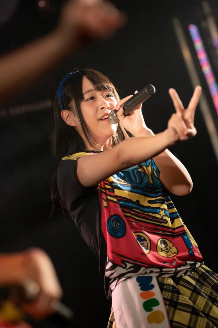 POPPING☆SMILE あいり ( 永山愛梨 )   フルーティー定期公演フルーツバスケット~おまる生誕~