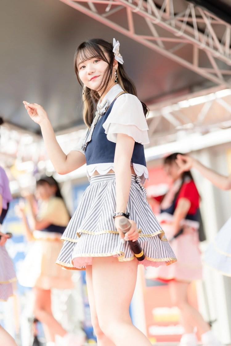 HAPPY少女♪ あやか ( 木村あやか ) | お宝百貨店万代藤野店「SUMMER FESTIVAL 2021」2日目