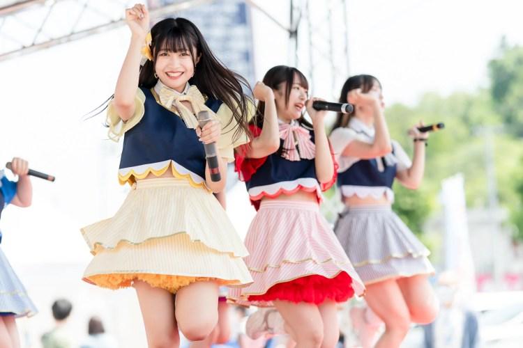 HAPPY少女♪ れいか ( 鳴海れいか ) | お宝百貨店万代藤野店「SUMMER FESTIVAL 2021」2日目