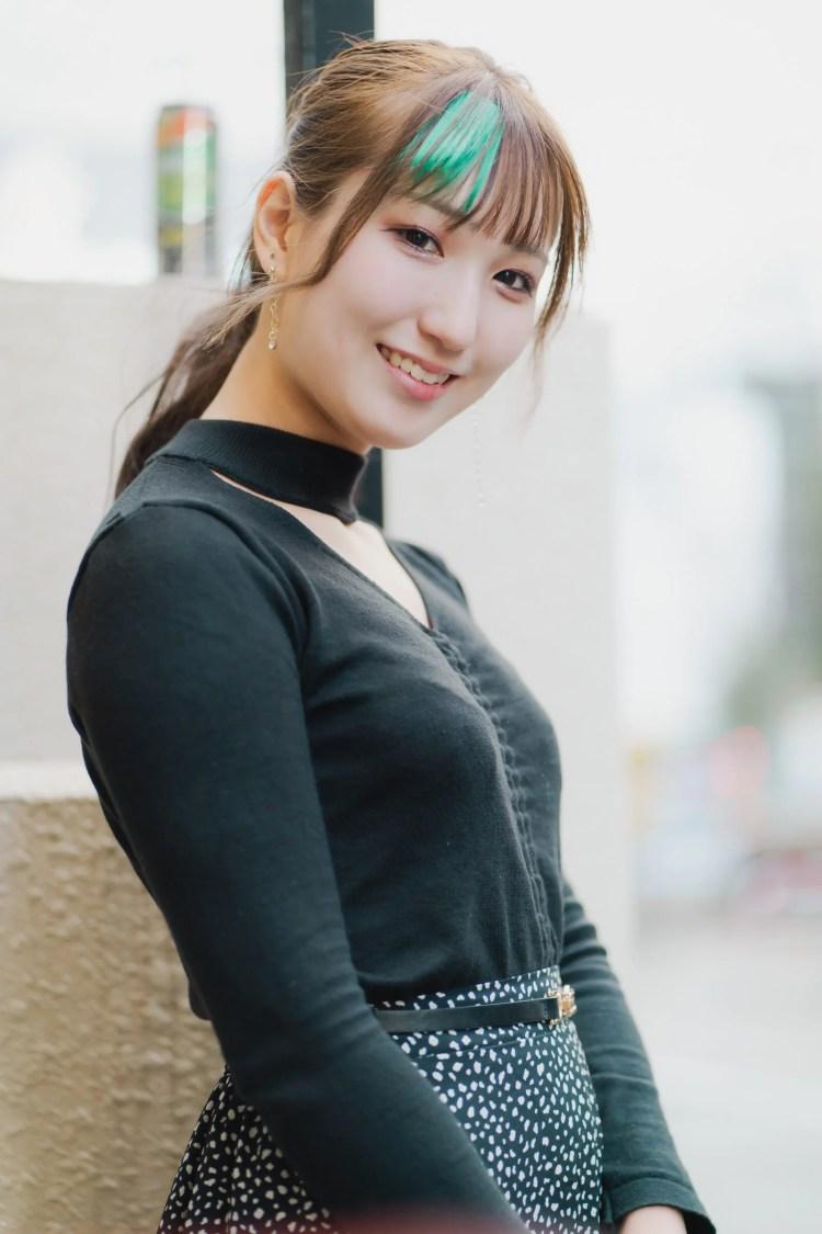 ライブプロ研修生 まなき ( 西木野愛樹 ) | SMP 札幌モデルプロ撮影会