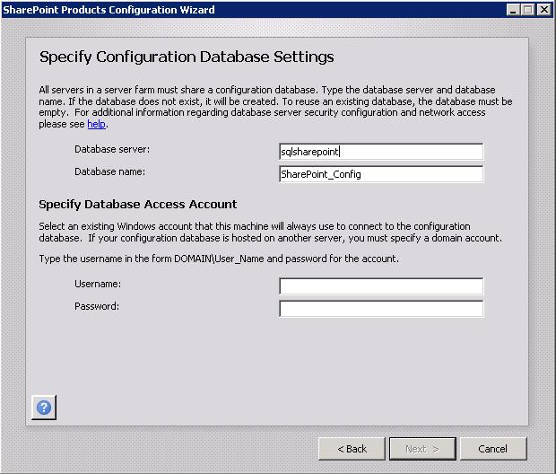 Configuração do alias para o SharePoint 2010 conectar ao SQL Server (4/4)