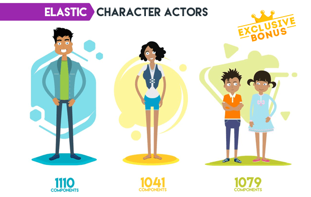 AinTrailers | Explainer Video Toolkit with Character Animation Builder - 31
