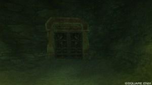 奥のモリナラ地下洞・深淵への入り口