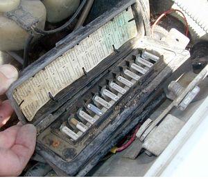 OE Aluminum Fuse Failure | Electrical Problem | MercedesSource