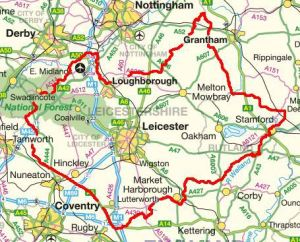 DQBS-Bookkeeping-Services-Leicestershire-map