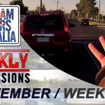 Dash Cam Owners Australia Weekly Submissions September Week 4