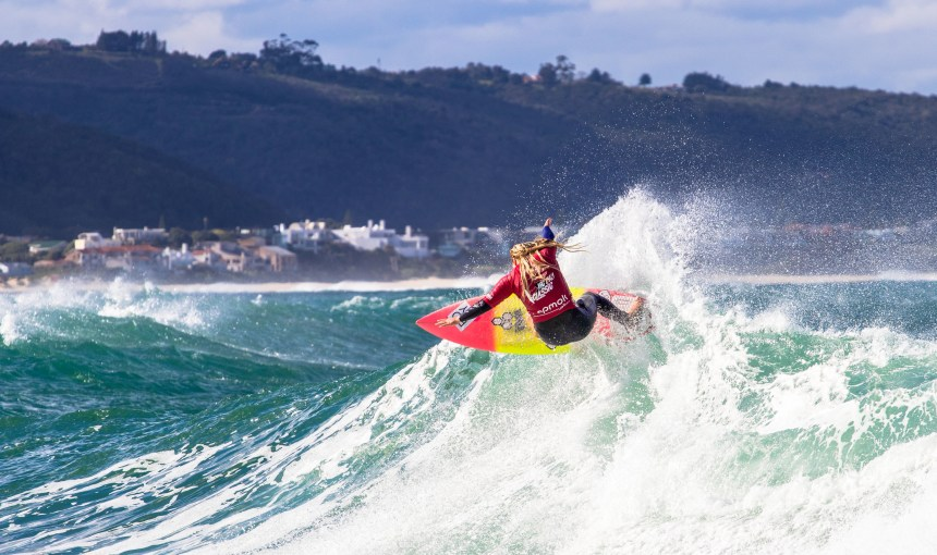 Piper Harrison at the Vic Bay Classic