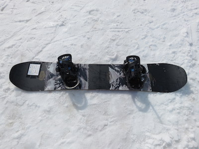 2SALOMON MAN'S BOARD