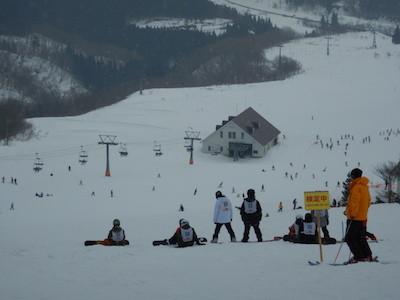 17岩原スキー場