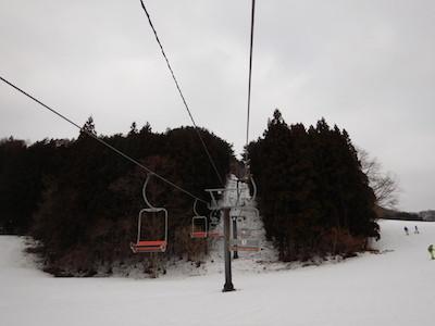 21大穴スキー場