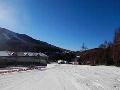 17焼額山スキー場