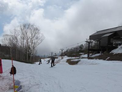 6スノーボード栂池高原