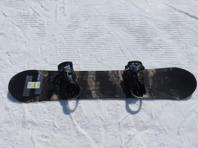 2スノーボードKISSMARK TRINTY