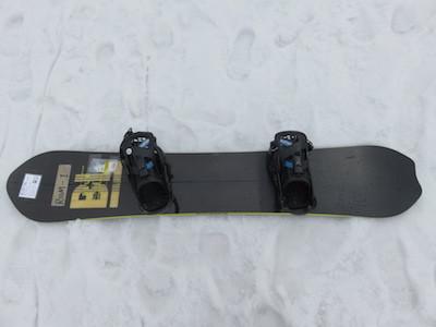 2スノーボードROME BLUR