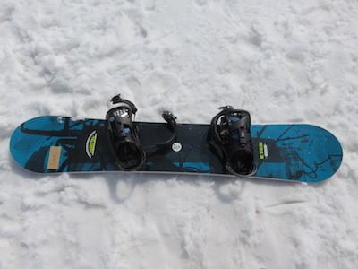 1スノーボードBC-STREAM Rider's Spec 157
