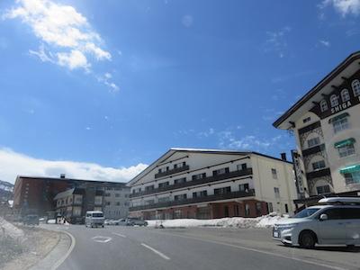 4横手山渋峠スキー場