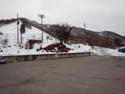 5大穴スキー場