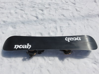 2Noah Snowboarding Japan SUPERSPARK 157