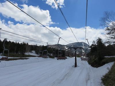 13横手山渋峠スキー場