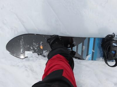 4スノーボードK2 EIGHTY SEVEN