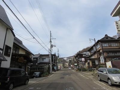 6 関温泉スキー場