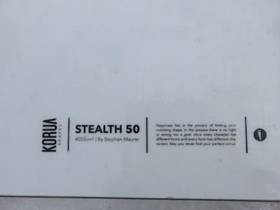 1KORUA STEALTH 50 150