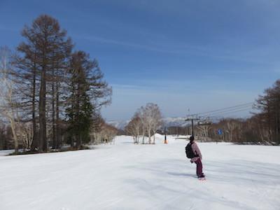 7スノーボード試乗会
