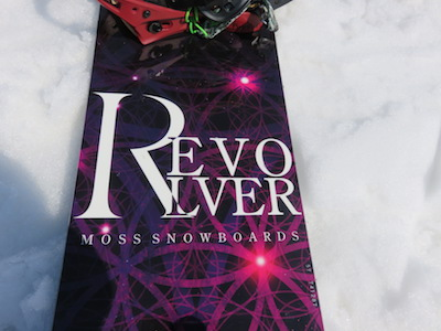 4MOSS REVOLVER 157