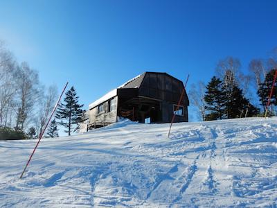 14焼額山スキー場