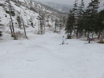 14スノーボードかぐら