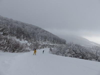 スノーボードアルツ磐梯