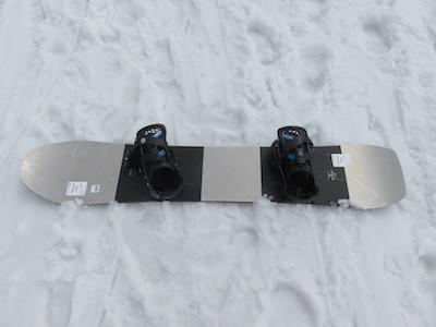 2スノーボードRIDE TIMELESS
