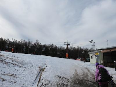 湯の丸スキー場3