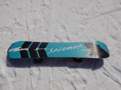 3SALOMON THE ULTIMATE RIDE