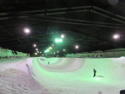 6スノーボードカムイ御坂
